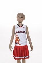 colorful cute animal pattern custom youth sublimation basketball uniform