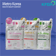 [KFDA] korea facial mask sheet 3 STEP Mask(Tence)