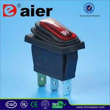 Daier marine toggle switches on-off-on