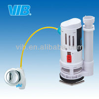Water mark dual flush one piece toilet tank parts