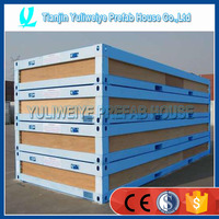 Good quality Flat pack container house used for Temporary office