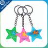 Promotional gift PVC keychain/ soft PVC keychain/custom pvc keychain