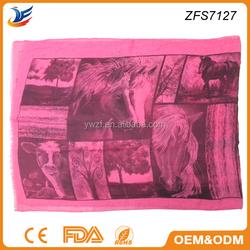 stoles and shawls china alibaba supplier horse scarf