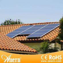 Best cost performance flat type low price mini solar panel 3kw
