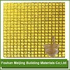 good quality adhesive polyester fabric glue for foil mosaic