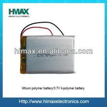 1300 mah batería de litio para pc de mesa