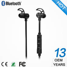 BS052RU top quality multi-connection stereo bluetooth headset with mp3 player