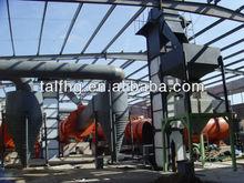 Urea melting fertilizer production line