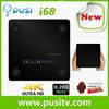PUSI New Model! Rockchip RK3368 Octa Core 64Bit TV Box i68 Android 5.1 1G RAM + 8G ROM / 2G RAM + 8G ROM Option smart tv box i68