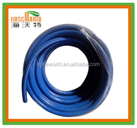 pvc garden hose with connect and spray