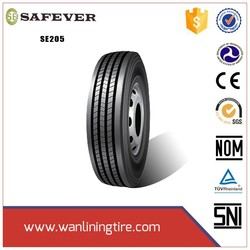 China new pattern famouse brand truck tires 11r24.5 with CCC,GCC,ECE etc. certificates