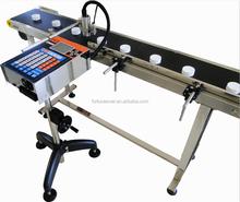 Automatic industrial inkjet printer /folding napkin paper tissue printing machine