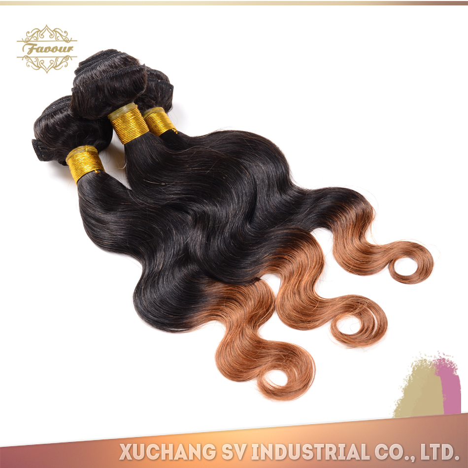 Xuchang China  city images : China hair supplier Xuchang SV high quality brazilian ombre hair ...