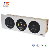 JS-FW CE Hotel Furniture Network Electrical Multi Power Wall Socket