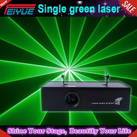 Stage Single Green Animation Laser 1w Party Laser Machine,Disco New Laser Light