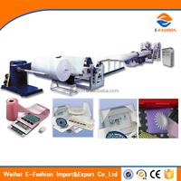 China Peerless PE Foam Sheet Extruding Machine Provider