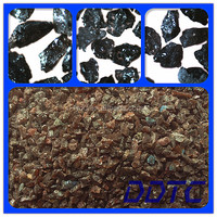 Raw Materials for Cutting Discs for Metals and for Stones Brown Fused Alumina