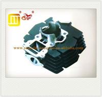 motorcycle cylinder block set engine block kit AX100 AX115 for suzuki bore 52.5mm