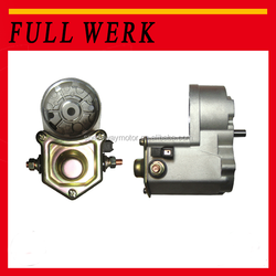 China Manufacturer FULL WERK solenoid switch used cars in pakistan lahore for motor parts
