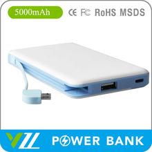 Power Bank Universal Emergency For Your Phone 5000mah, Powerbank 5000MAH
