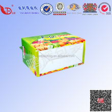 Pitaya orange peach pear packaging paper box manufacture 2015 new trend