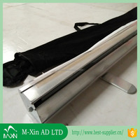 Alibaba Wholesale roll up banner display exhibition aluminium stand Made in China