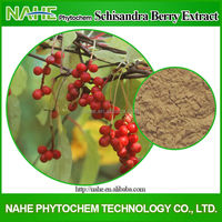 100% Natural And Pure plant extract deoxyschisandrin 3% extract of schizandra