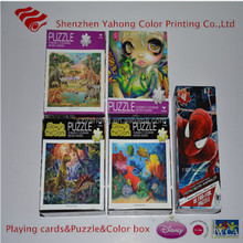 China professional personalized jigsaw puzzle 1000 pieces