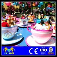 Fair Rides Theme Park amusement equipment coffee cup rides