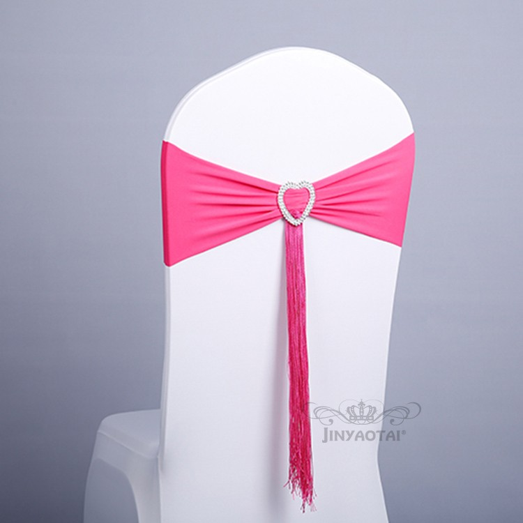 Chair bands for wedding