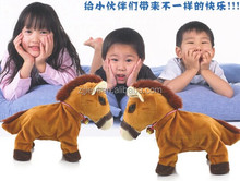 voice control toy horse wholesale electric talking horse toy
