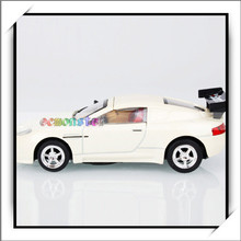 2015 New XL.666-7 Fancy Alloy Super Racing Martin Pull Back Car White