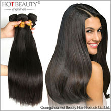 Hot Selling 6A Straight Brazilian Virgin Remy Hair Extension,Wholesale Remy Human Hair