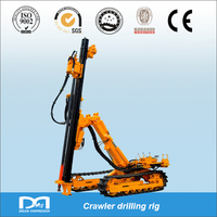 portable drilling ingersoll rand drill rig
