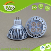 Hot, mass production and one week delivery mr16 gu5.3 led lamp 12v 5w compatible with philips and osram transformers