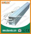 sobre a tensão alta potência shunt resistor de alumínio do sikes