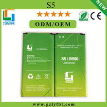 mobile battery manufacturing plant 2800mah battery for Samsung Galaxy S5