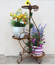 Flower Pot Holder for Garden Decoration