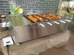 no smoke bbq grills