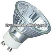 2015 HOT sell well halogen lamp 20W 50w gu10 lumens