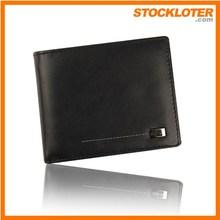 2015 Cheap mens PU long clutch carteira stock chain store supplier, 150602t
