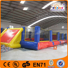 Most Popular Outdoor Sport Games Inflatable Human Court Football