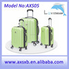 ABS 2015 hard lilac eminent trolley luggage soft trolley luggage vintage luggage