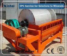 CT Magnetic Separator Machinery , Copper Mining Magnetic Separator Price