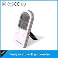 wireless temperature humidity sensor measuring ambient temperature
