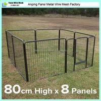 outdoor protable dog run fence
