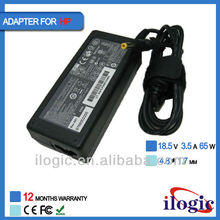 [ilogic]ac power supply for HP 18.5V 3.5A 65W 4.8*1.7mm