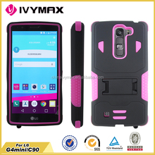 hard PC case for LG G4mini China accessories cell phone case