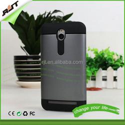 For ASUS zenfone 2 slim armor case,2 in 1combo slim armor mobile phone case for asus zenfone 2 ,for zenfone 2 case