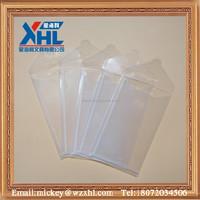 flow pp ultrasonic clear plastic packaging bag